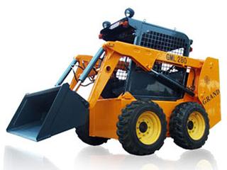 格瑞德 GML420T450HT 滑移装载机