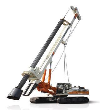 中联重科 ZR220C 旋挖钻