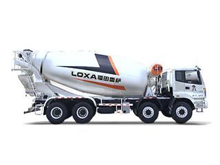 福田雷萨 BJ5313GJB-12 搅拌运输车