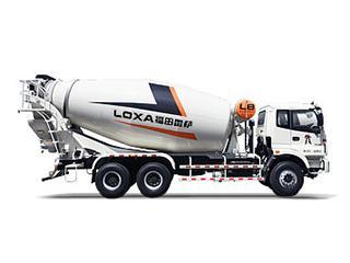 福田雷萨 BJ5258GJB-6-14 搅拌运输车