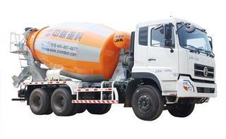 中联重科 ZLJ5253GJBE 搅拌运输车