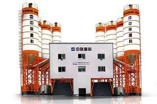 中联重科 HLS300 混凝土搅拌站