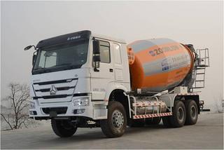 中联重科 ZLJ5253GJBH5LNG 搅拌运输车