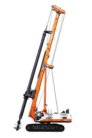 中联重科ZR330旋挖钻