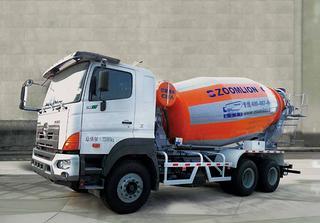 中联重科 ZLJ5253GJBG 搅拌运输车