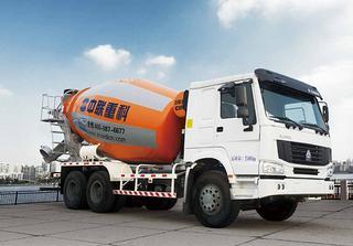 中联重科 ZLJ5253GJBH 搅拌运输车