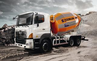 中联重科 ZLJ5259GJBG 搅拌运输车