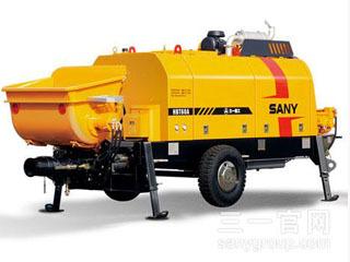 三一重工HBT6016C-5D拖泵