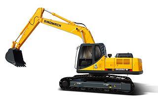 国机重工ZG3255LC-9挖掘机
