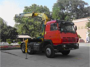 石煤機 QYS-8ZII 起重機圖片