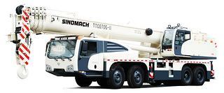 国机重工 TTC070G-2 起重机