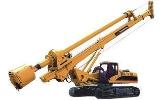 国机重工 DT222 旋挖钻