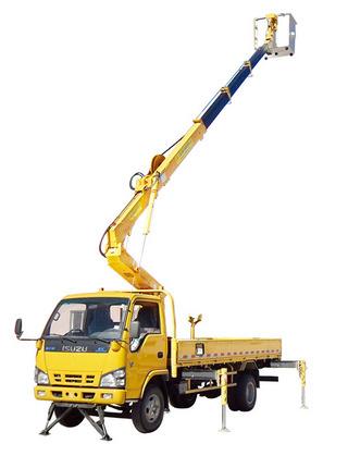 石煤机 SMJ5052JGKQ20 高空作业机械
