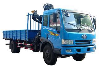石煤機 QYS-5ZIII 起重機圖片