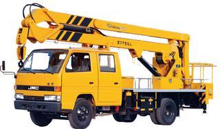 石煤机 SMJ5061JGK 高空作业机械