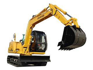 恒特重工 HT90 挖掘机