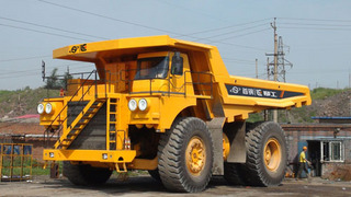 首钢重汽 SGE190AC 非公路自卸车