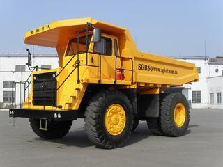 首钢重汽 SGR50 非公路自卸车