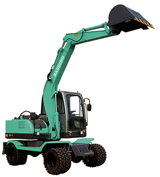 愚公机械 WYL65 挖掘机