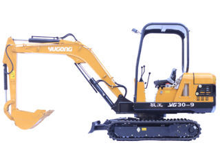 驭工 YG30-9 挖掘机