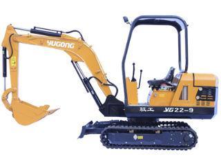 驭工 YG22-9 挖掘机
