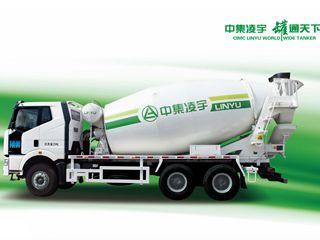 中集凌宇 CLY5255GJB4 搅拌运输车