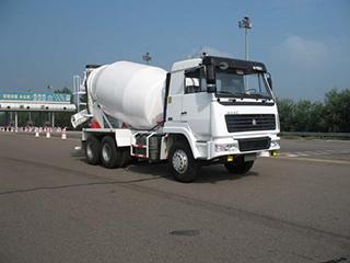鸿达建工 HDT5257GJB 搅拌运输车