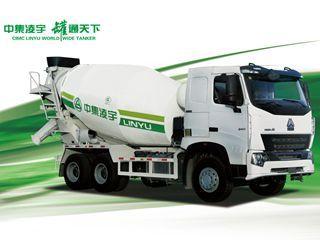 中集凌宇 CLY5257GJB7 搅拌运输车