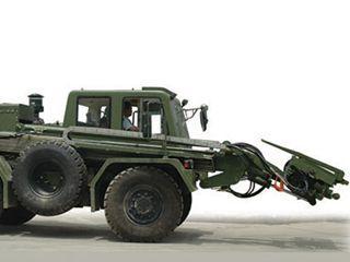 詹阳动力 JYL520-A高速叉 伸缩臂叉车