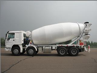鸿达建工 HDT5313GJB 搅拌运输车