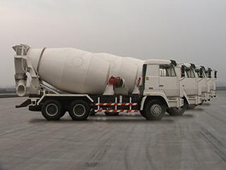 鸿达建工 HDT5256GJB1 搅拌运输车