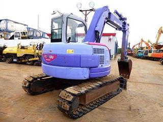 小松PC75UU-2挖掘机
