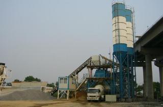 鸿达建工 HZS75B 混凝土搅拌站