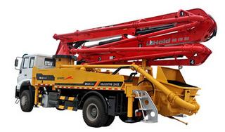 鸿得利 HDL5200THB 泵车