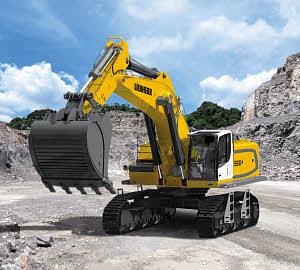 利勃海尔 R966 挖掘机
