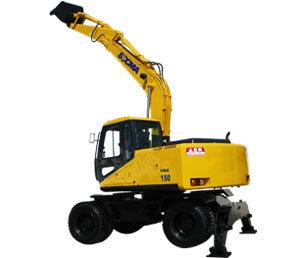 华南重工 HNE150W-L 挖掘机