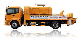 鸿达建工 HDL5131THBHBC80-15-110S 泵车