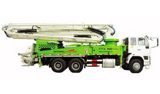 鸿得利 HDL5260THB 泵车