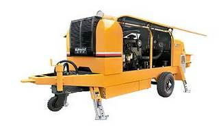 鸿得利 HBT80-15-110S 拖泵