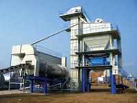 鴻達建工 LB750 瀝青攪拌站圖片
