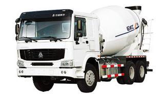 鸿得利 YZH5255GJBBB-204 搅拌运输车