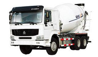鸿得利 YZH5255GJBBB-195 搅拌运输车