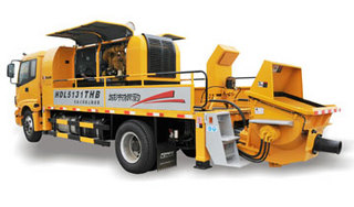 鸿得利 HDL5131THBHBC85-15-158S 车载泵