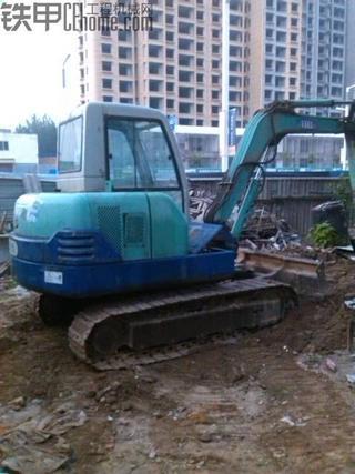 石川岛IHI-45NS挖掘机