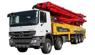 鸿得利 HDL5530THB6365E 泵车