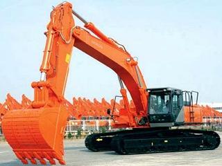 日立EX100-3挖掘机