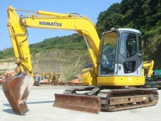 小松78US-6NO挖掘机