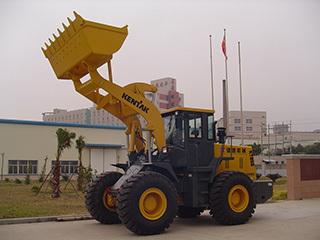建德机械 KT856 装载机