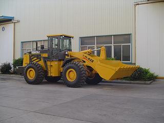 建德机械 KT852-L 装载机