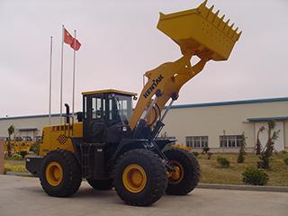 建德机械 KT857 装载机